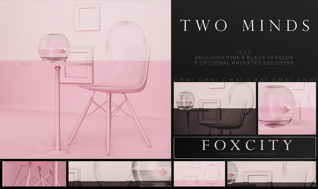 FOXCITY. Photo Booth – Two Minds @ Limit8