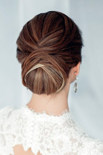 TRENDY WEDDING UPDOS For Super Bride -Long Hairstyles 7