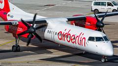 Air Berlin | Bombardier Dash-8 | D-ABQA