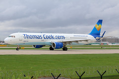 Thomas Cook Airlines Airbus A321-200 G-TCDB