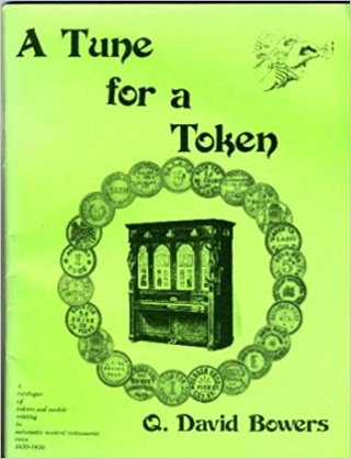 Tune For A TOken 1st Edition book cover