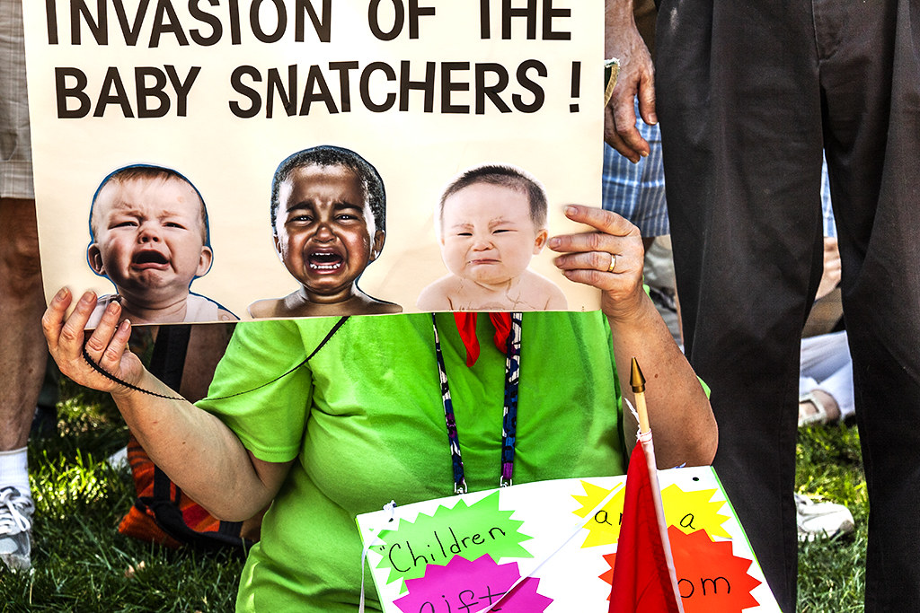 INVASION OF THE BABY SNATCHERS--Logan Circle