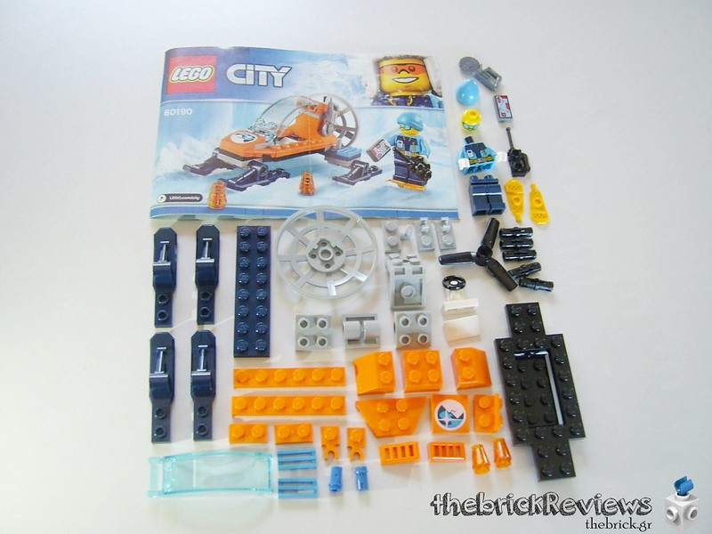 ThebrickReview: 60190 Arctic Ice Glider 41315560590_90dac1ac82_c