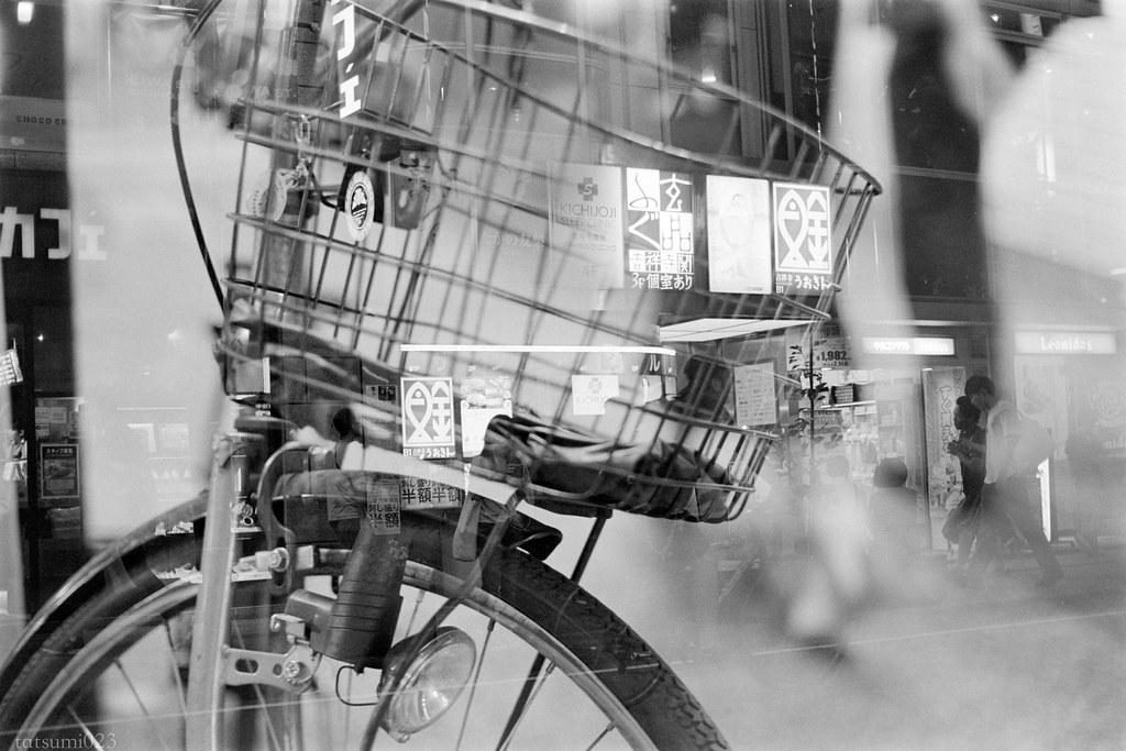 2018-07-05 夜の自転車 001