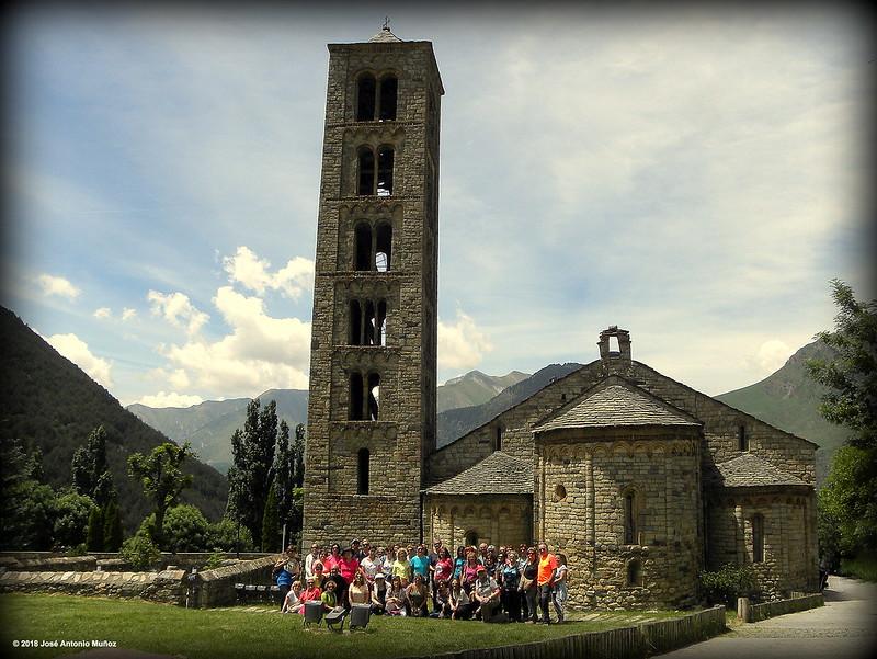 La Vall de Boí i Parc Nacional d'Aigüestortes