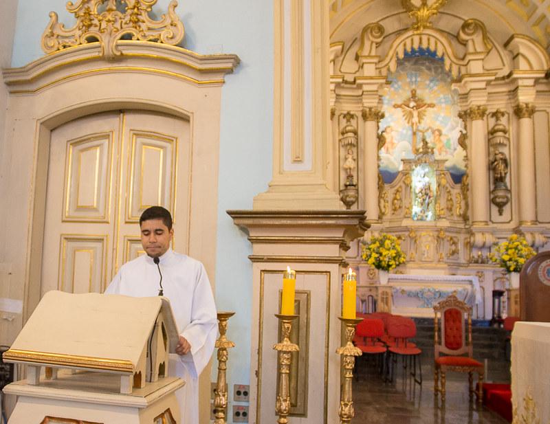 Dom Edmilson preside Solenidade de São Bento