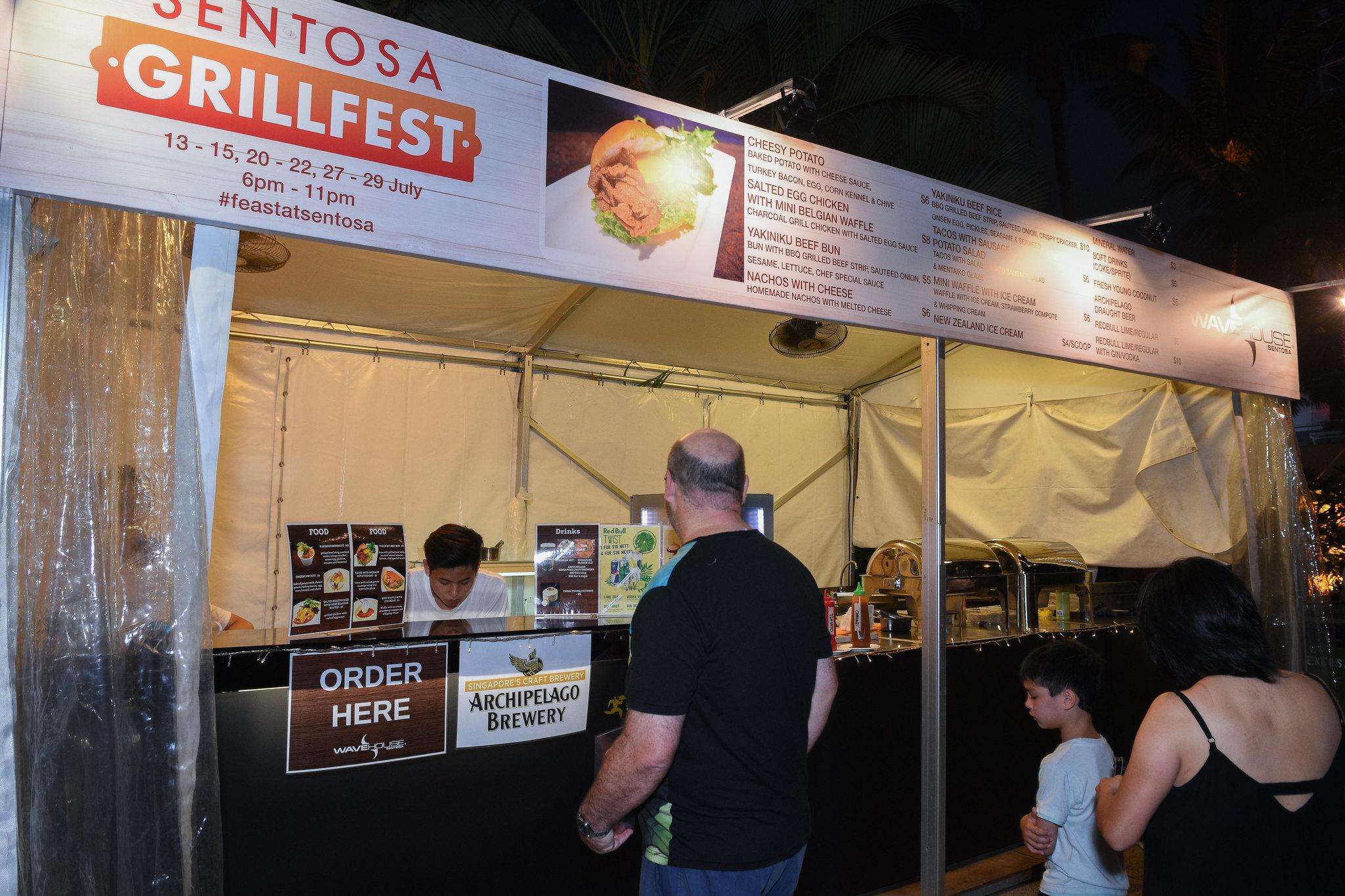 圣淘沙Grillfest DSC_-1