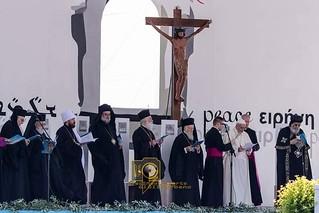 Papa Francesco a Bari luglio 2018