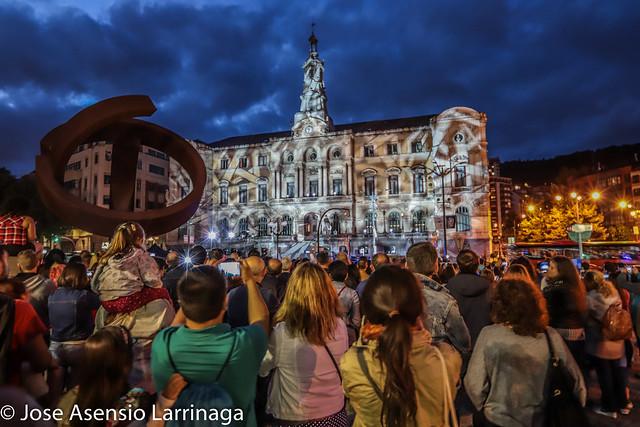 GAU ZURIA - Bilbao 2018 #DePaseoConLarri #Flickr -6