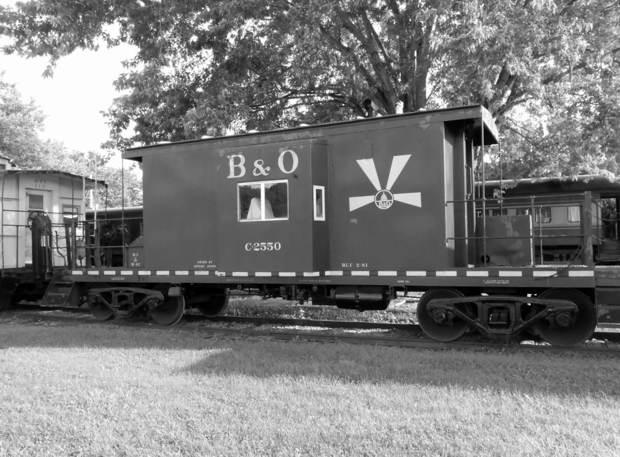 Hocking Valley Scenic Railway - BW 6-14-2018 6-36-43 PM