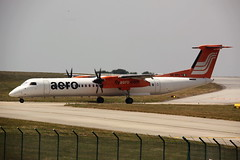 5N-BPU DHC8-402 Dash 8 on 12 June 2018 Jersey
