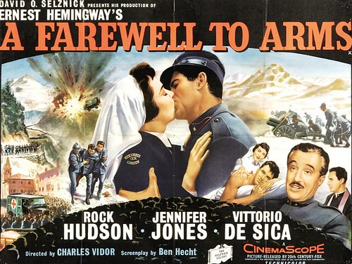 A Farewell to Arms - 1957 - Poster 1