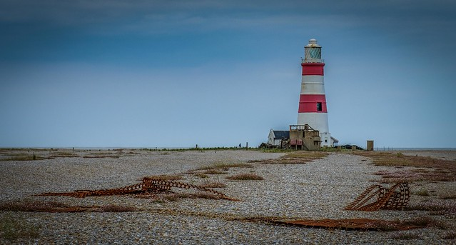 The Lighthouse, Orford Ness