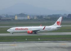 Boeing 737-9GP (9M-LNG)