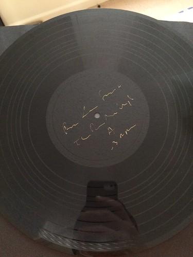 DMV vinyl