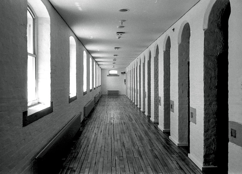 Inside the Former Don Jail_