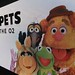 Muppets take the O2