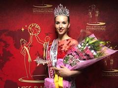 Витебчанка Анастасия Вязовская стала 1-й вице-мисс 2018 и заняла 1-е место в дефиле в купальниках в Международном конкурсе красоты в Тайване