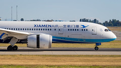 Boeing 787-8 Dreamliner B-2762 Xiamen Airlines