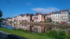 Quais de la Vilaine à Redon - Photo of Rieux