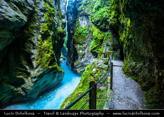 Slovenia - Julian Alps - Triglav National Park & Tolmin Gorge
