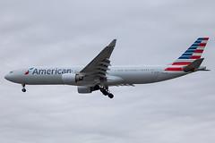 American Airlines - Airbus A330-323X N274AY @ London Heathrow