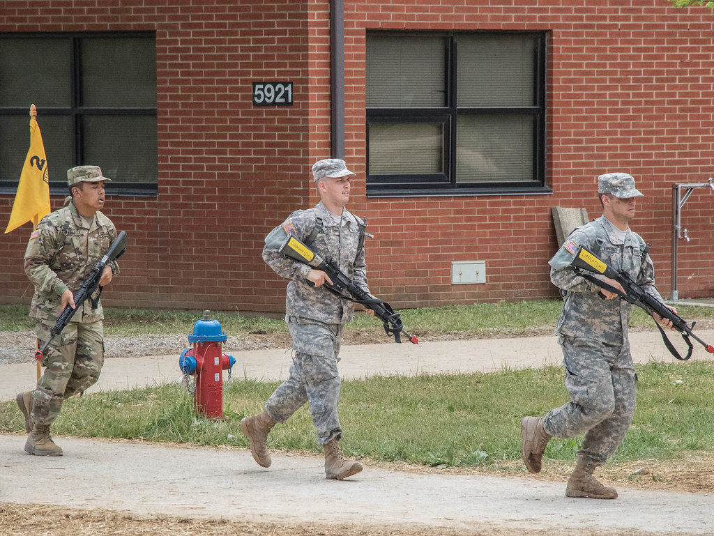 3rd Regiment, Basic Camp Radio Protocol Cadet Summer Train