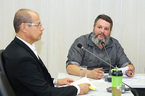 Audiência pública para ampliar a discussão dos Projetos de Lei 1815/2016 e 422/2017 - 20ª Reunião Ordinária - Comissão de Desenvolvimento Econômico, Transporte e Sistema Viário