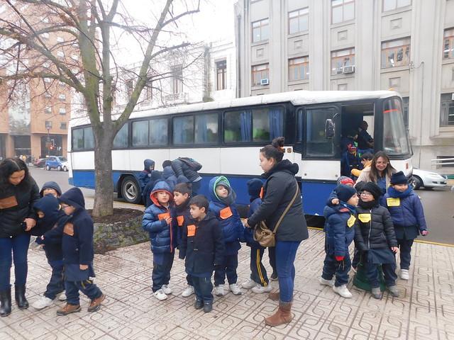 City tour alumnos de prebásica