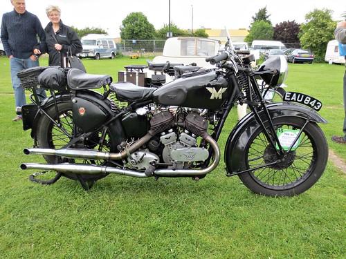 339 Matchless 1000cc Model X (1937)