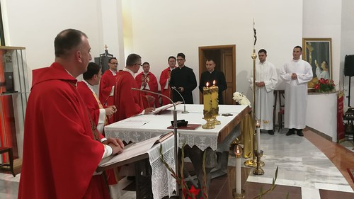Slike sa proslave svetkovine Krvi Kristove i Prvih obećanja braće Maria i Ivana