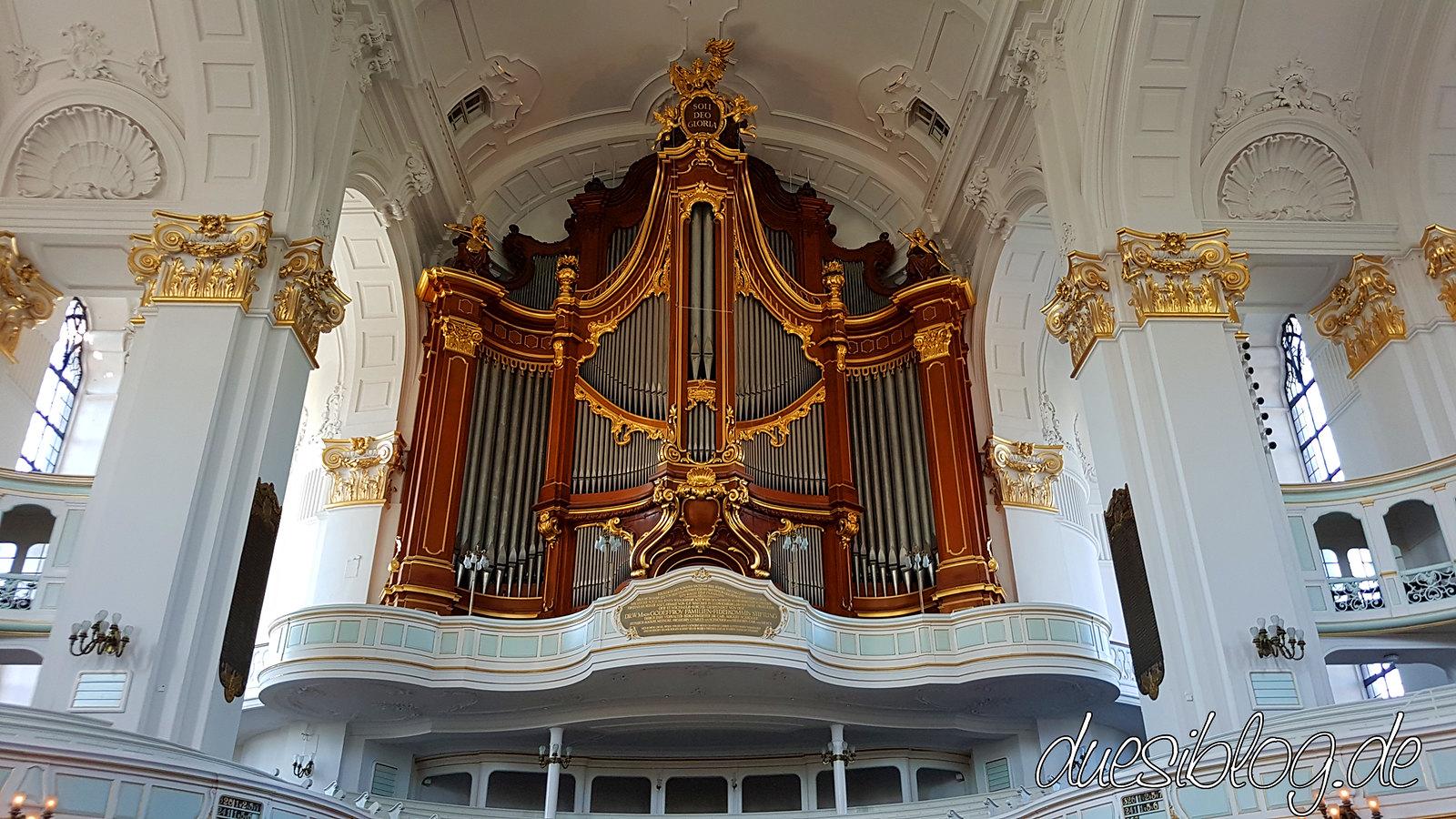 Hamburg - St. Michaeliskirche