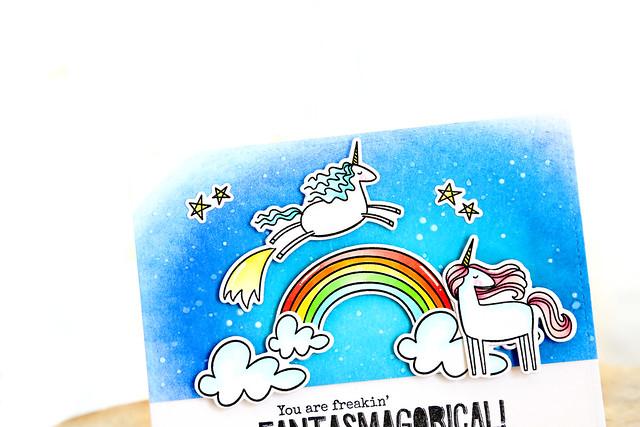 unicorns and rainbows (Ellen Hutson new release)