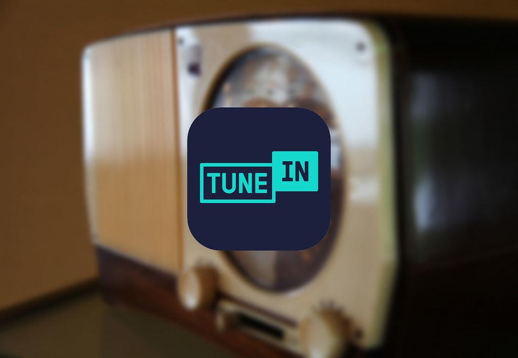 iPhoneでサイマルラジオを聞くならTuneIn Radioがおすすめ!
