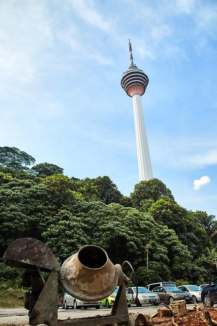 На перекладных по Азии. Куала-Лумпур и парк птиц