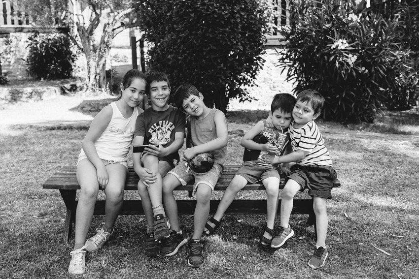 Semana 7/52: La familia lo es todo