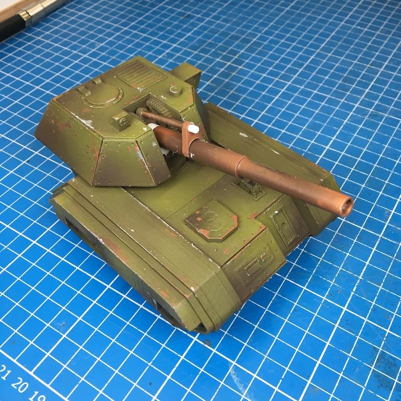 Lasercut basilisk tank green-8
