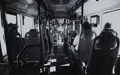 Inside the Bendy Bus