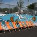 Roland-Garros : le court n° 18 décoré par Jace