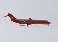 Air Canada McDonnell Douglas DC-9
