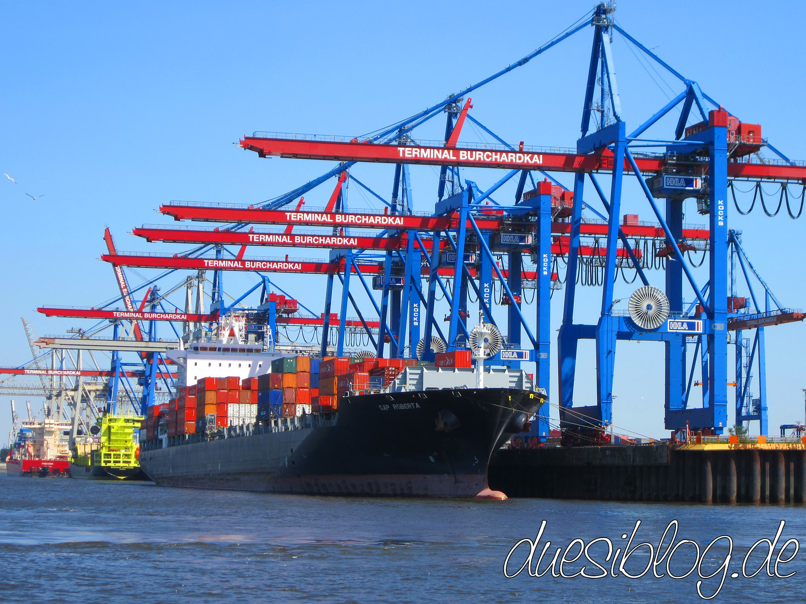 Hamburg - Hafen