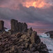 Stormy evening at Bombo quarry by keithhorton3