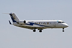 SCAT Airlines Canadair CRJ-200LR UP-CJ008 TSE 25-05-18