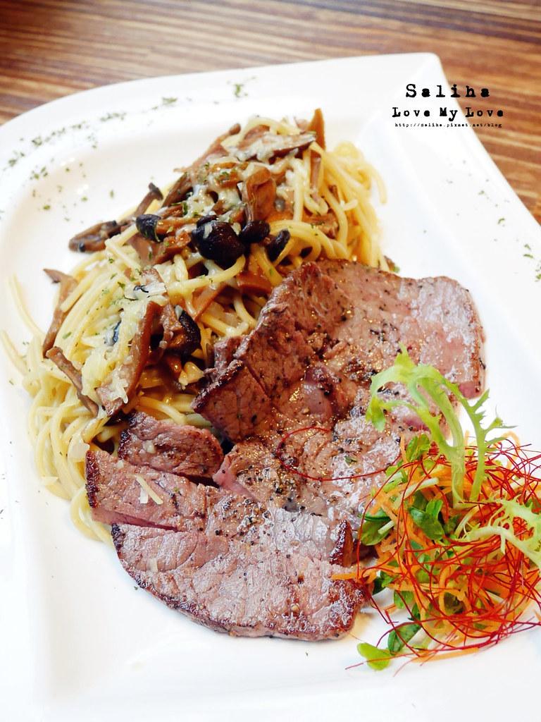 台北師大夜市附近桌遊餐廳推薦時間殺手義大利麵 (1)