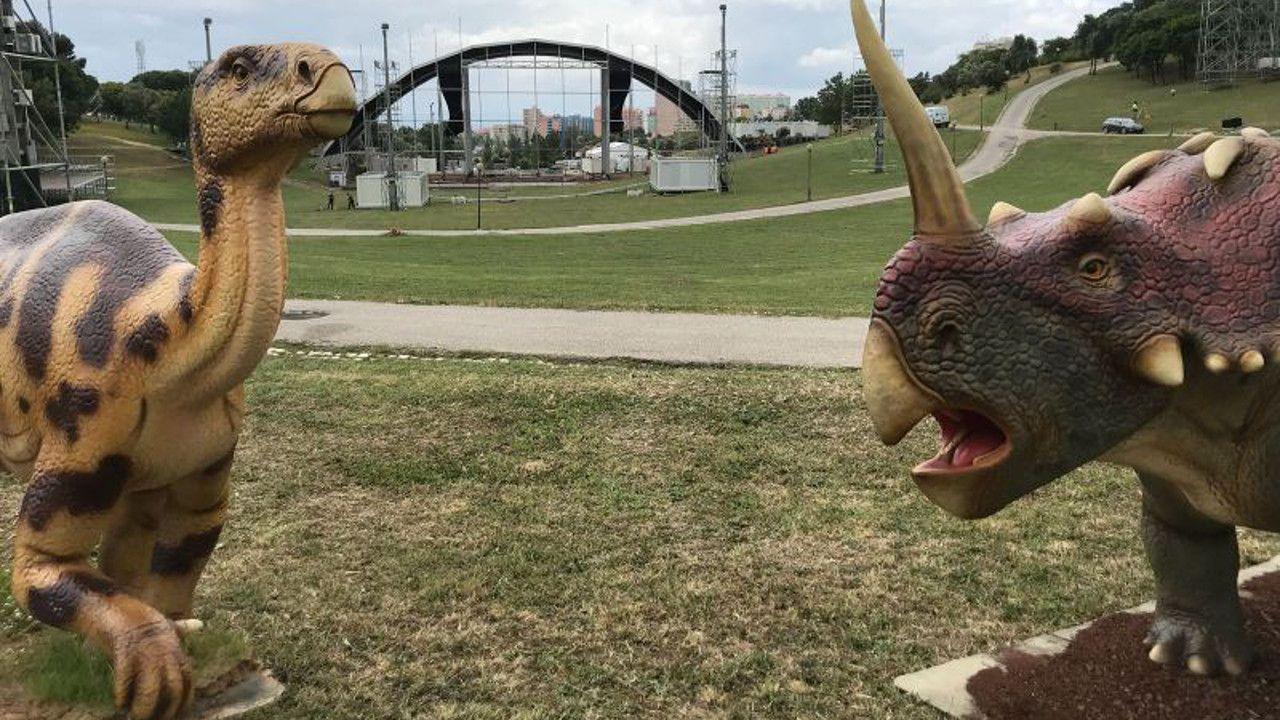 Dino Parque Rock in Rio