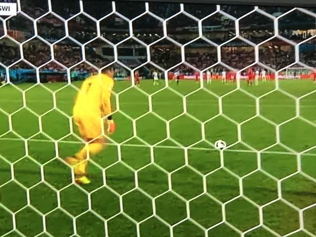 Serbia 1 - 2 Switzerland
