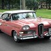 Vintage Cars : 1958 Edsel Pacer. The fall of Edsel became a synonym for corporate disaster. You...