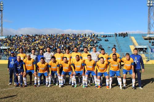 Divisão de Acesso 2018 - EC Pelotas campeão