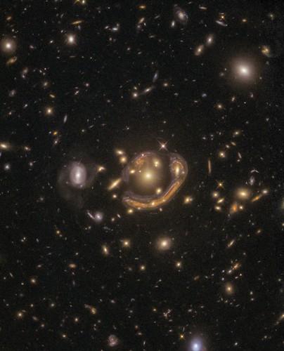 Galactic Super Smear