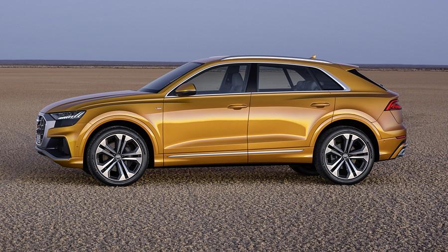 Audi Q8 premiera 2